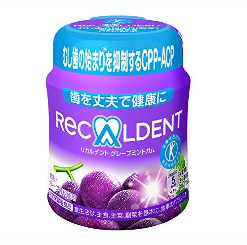 モンデリーズ・ジャパン リカルデント グレープミント...