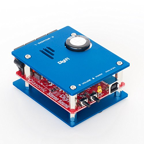 DigiFi Works USB DAC内蔵デジタルパワーアンプ アルミカバー仕様  DF13NM
