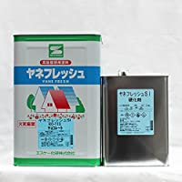 エスケー化研 ヤネフレッシュSi 淡彩色 16kg RC-113 チョコレート