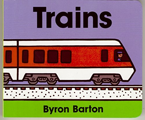 Trains Board Bookの詳細を見る