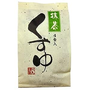 杉丸物産 くずゆ抹茶 120g(30g×4袋)