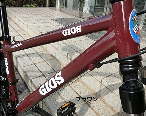 GIOS GENOVA ジオス ジェノア 22インチ (ブラウン)