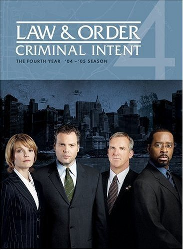 Law & Order: Criminal Intent - the Fourth Year [DVD] [Import]