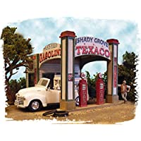 Gas Station at Shady Grove – -キット