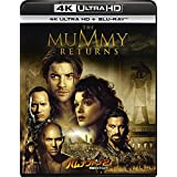 ハムナプトラ2/黄金のピラミッド (4K ULTRA HD + Blu-rayセット) [4K ULTRA HD + Blu-ray]