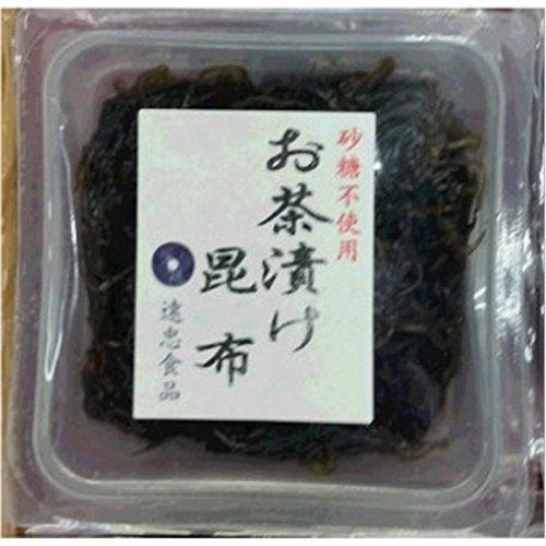 遠忠食品 お茶漬け昆布(砂糖不使用) 50g
