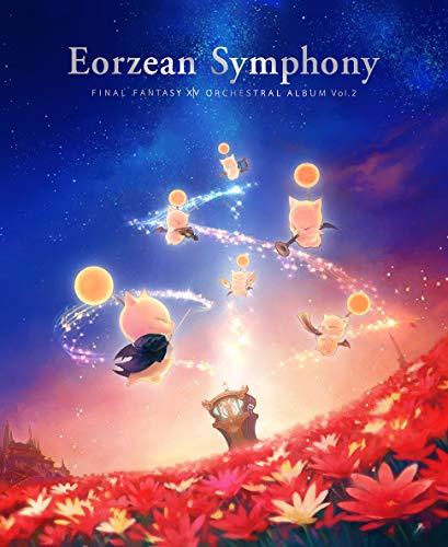 【Amazon.co.jp限定】Eorzean Symphony: FINAL FANTASY XIV Orchestral Album Vol. 2 (映像付サントラ/Blu-ray Disc Music) (ステッカー付)