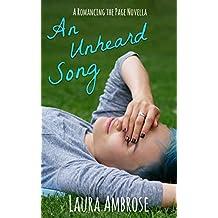An Unheard Song: A Lesbian Romance (Romancing the Page Book 3)