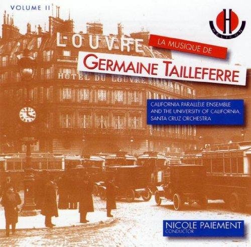 Musique De Germaine Tailleferre