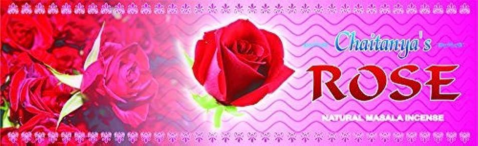 匹敵します十分に形容詞Rose Incense - (100 Gram Pack)