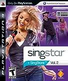 Singstar Volume 2 [With MIC]