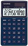 CASIOその他 デザイン電卓 SL-V1000 BUの画像