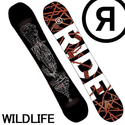 18-19 RIDE/ライド WILD LIFE メンズ パウダー 板 スノーボード 2019 151