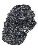 (ガッチャ ゴルフ) GOTCHA GOLF 帽子 ツバ付き ニット帽 173GG8703