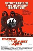 エイプスの惑星からの逃避 ポスター ムービー C (27 x 40 インチ - 69cm x 102cm) ロディ・マクダウール キム ハンター サル ミネオ リカルド モンタバン ウィリアム・ウィンドム ブラッドフォード ディルマン Unframed 545080