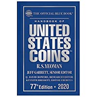 Handbook of United States Coins 2020: The Official Blue Book of United States Coins