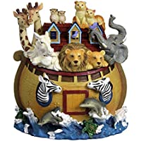Noah 's Ark Collectible Figurine from The San Francisco Music Box Company