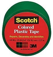 3M 191GRN Plastic Tape [並行輸入品]