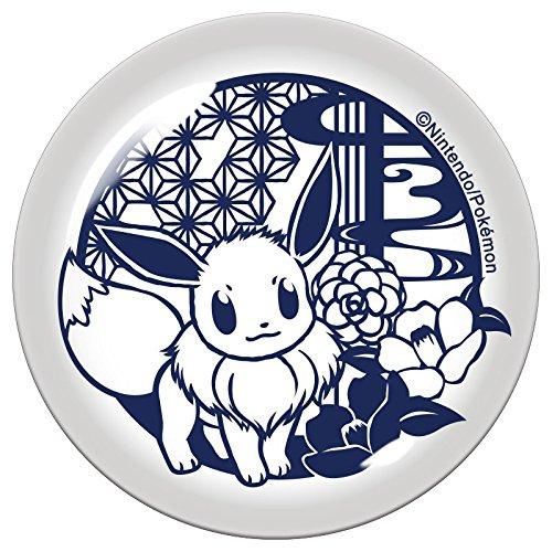 ポケットモンスター 切り絵シリーズ イーブイ 豆皿の詳細を見る