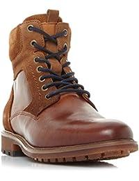 (バーティ) Bertie メンズ シューズ・靴 ブーツ Catalyst Toecap Lace Up Boots [並行輸入品]