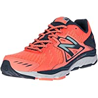 New Balance Women's 670v5 Running Shoes, Fiji