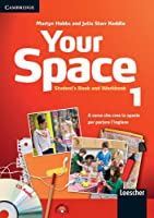 Your Space Level 1 Student's Book and Workbook with Audio CD and Companion Book with Audio CD Italian Edition