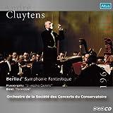ベルリオーズ: 幻想交響曲 他 (Berlioz: Symphonie Fantastique / Cluytens & Orchestre de la Societe des Concerts du Conservatoire) [HQCD] [日本語解説付]
