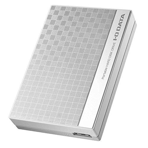 I-O DATA HDD ポータブルハードディスク 2TB U...