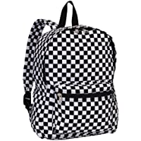 Everest Luggage Multi Pattern Backpack
