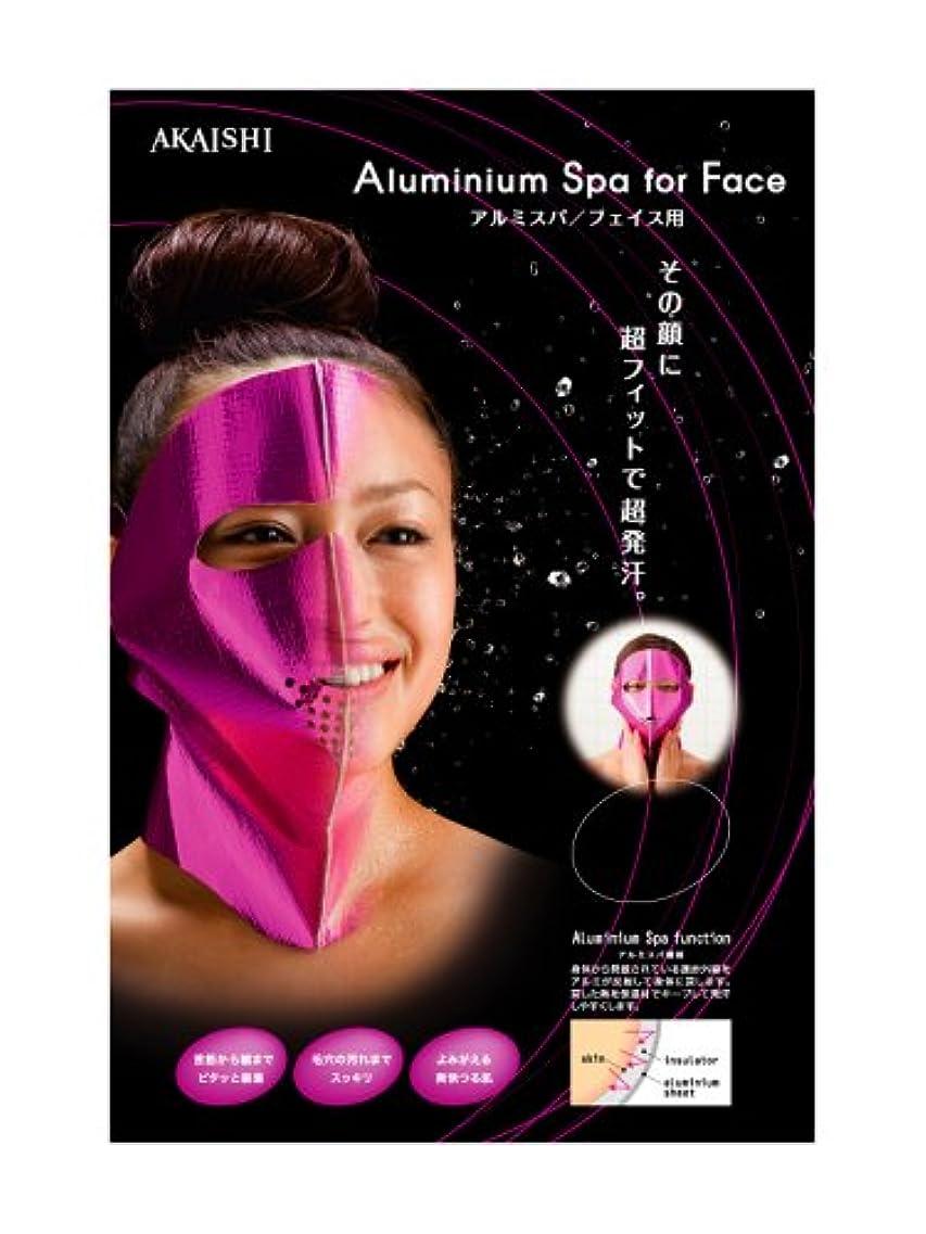 さらにの中で動物園AKAISHI アルミサウナ マスク フェイス用