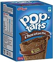Pop Tarts Kellogg's Pop Tarts Chocotastic 384 g, 8 Count, Chocol