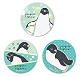 ペンギン・ハイウェイ Penguin highway 缶バッチ / 3種セット