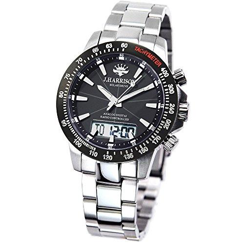 [ジョンハリソン]J.HARRISON 腕時計 デジアナ式 ...