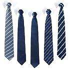 【秘密クーポン】メンズ ネクタイ 5本セットが激安特価!