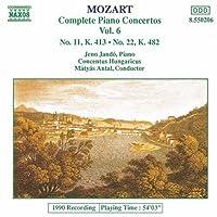 Piano Concerti 11 & 22