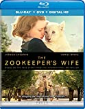 The Zookeeper's Wife [Blu-ray](Import)