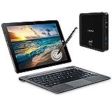 純正品 Chuwi Hi10 Pro tablet PC Ultrabook セット10inch 4GB/64GB Android 5.1&Windows10テュアルOS 6500mAh デュアルカメラ HDMI 12..