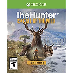 The Hunter - Game of the Year Edition (輸入版:北米) - XboxOne