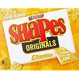 Arnott's Shapes Cheddar Biscuits, 175 Grams