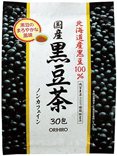 オリヒロ 国産黒豆茶