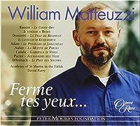 William Matteuzzi ~ Ferme tes yeux...