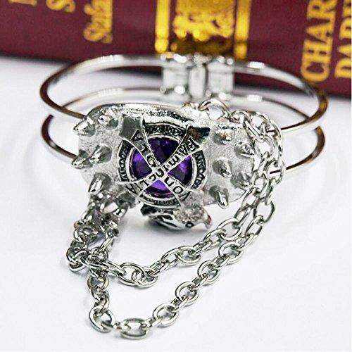 Cosplay accessory tutor Hitman REBORN hibari Kyoko Shinya bracelet