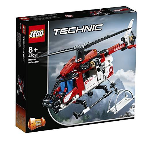 レゴ(LEGO) テクニック 救助ヘリコプター 42092