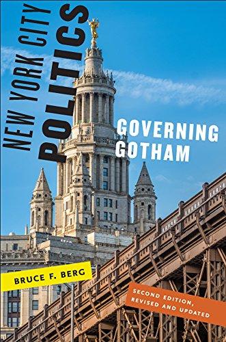 Download New York City Politics: Governing Gotham 0813586674