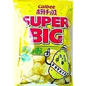 Calbee カルビー ポテトチップス のりしお スーパービッグ SUPER BIG 466g×48袋