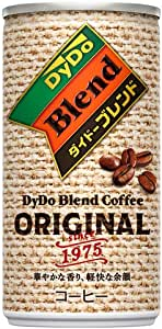 ダイドー ダイドーブレンドコーヒー オリジナル 185g×30缶