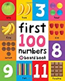 First 100 Numbers (First 100 Board Books)