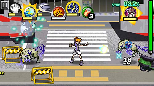 The World Ends with You: Final Remix - Nintendo Switch - From USA.