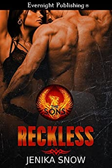 Reckless (The Sons Book 1) by [Snow, Jenika]