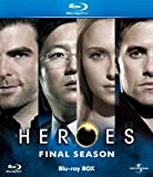 HEROES ファイナル・シーズン ブルーレイBOX [Blu-ray]